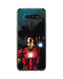 Ironman LG K51/Q51 Clear Case