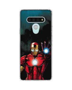 Ironman LG Stylo 6 Clear Case