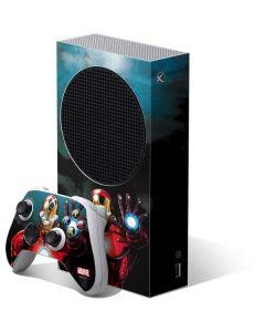Ironman Xbox Series S Bundle Skin