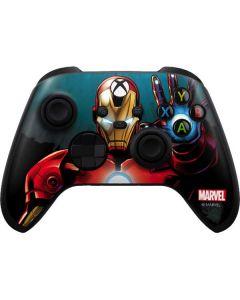 Ironman Xbox Series X Controller Skin