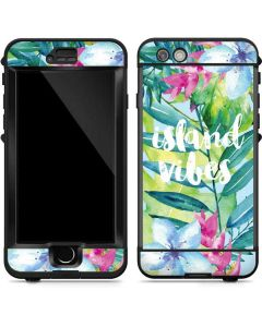 Island Vibes LifeProof Nuud iPhone Skin