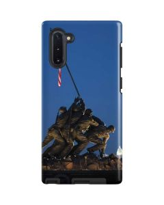 Iwo Jima Memorial Galaxy Note 10 Pro Case