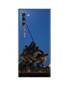 Iwo Jima Memorial Galaxy Note 10 Skin