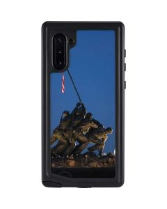 Iwo Jima Memorial Galaxy Note 10 Waterproof Case