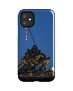 Iwo Jima Memorial iPhone 11 Impact Case