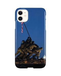 Iwo Jima Memorial iPhone 11 Lite Case