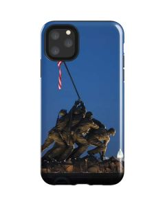 Iwo Jima Memorial iPhone 11 Pro Max Impact Case