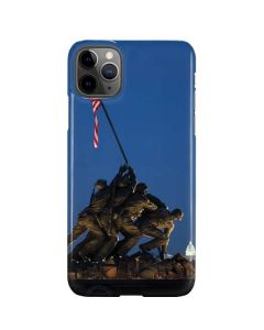 Iwo Jima Memorial iPhone 11 Pro Max Lite Case