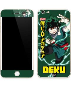 Izuku Midoriya iPhone 6/6s Plus Skin