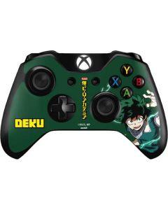 Izuku Midoriya Xbox One Controller Skin