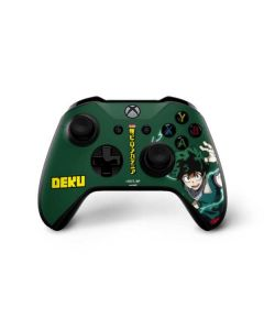 Izuku Midoriya Xbox One X Controller Skin
