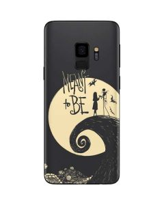 Jack and Sally Meant to Be Galaxy S9 Skin