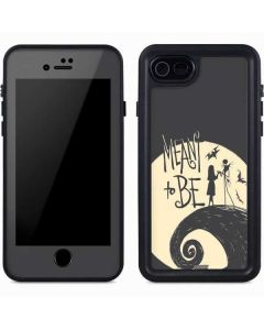 Jack and Sally Meant to Be iPhone 7 Waterproof Case