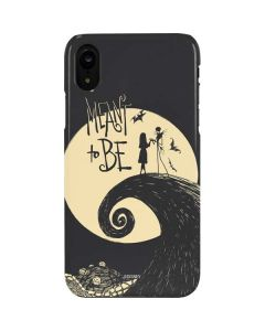Jack and Sally Meant to Be iPhone XR Lite Case