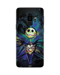 Jack Skellington Galaxy S9 Skin