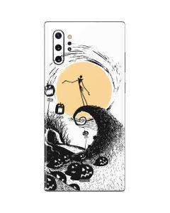 Jack Skellington Pumpkin King Galaxy Note 10 Plus Skin