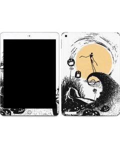 Jack Skellington Pumpkin King Apple iPad Skin
