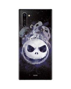 Jack Skellington Space Galaxy Note 10 Skin
