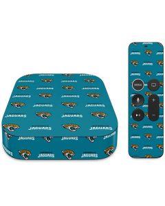 Jacksonville Jaguars Blitz Series Apple TV Skin