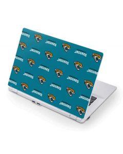 Jacksonville Jaguars Blitz Series Acer Chromebook Skin