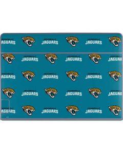 Jacksonville Jaguars Blitz Series Galaxy Book Keyboard Folio 12in Skin