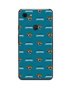 Jacksonville Jaguars Blitz Series Google Pixel 3 XL Skin