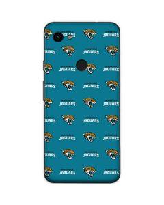 Jacksonville Jaguars Blitz Series Google Pixel 3a Skin