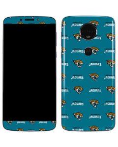 Jacksonville Jaguars Blitz Series Moto E5 Plus Skin