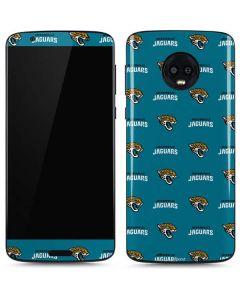 Jacksonville Jaguars Blitz Series Moto G6 Skin