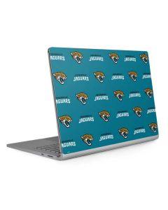 Jacksonville Jaguars Blitz Series Surface Book 2 15in Skin