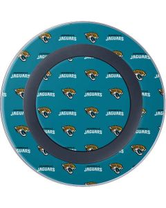 Jacksonville Jaguars Blitz Series Wireless Charger Skin