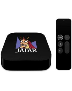 Jafar Portrait Apple TV Skin