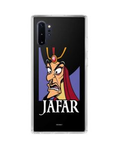 Jafar Portrait Galaxy Note 10 Plus Clear Case