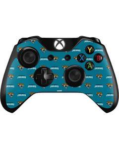Jacksonville Jaguars Blitz Series Xbox One Controller Skin