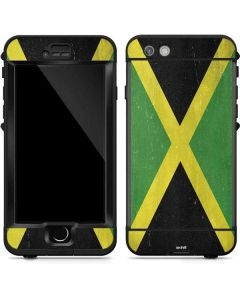 Jamaica Flag Distressed LifeProof Nuud iPhone Skin