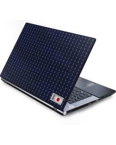 Japan Soccer Flag Generic Laptop Skin