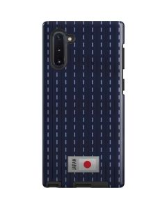 Japan Soccer Flag Galaxy Note 10 Pro Case