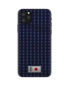 Japan Soccer Flag iPhone 11 Pro Max Skin