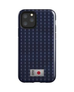 Japan Soccer Flag iPhone 11 Pro Impact Case