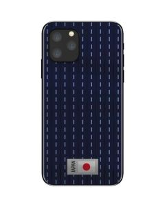 Japan Soccer Flag iPhone 11 Pro Skin