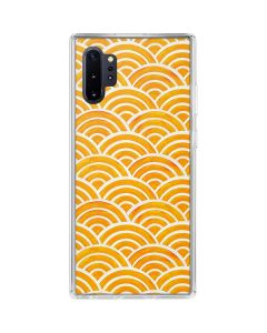 Japanese Wave Galaxy Note 10 Plus Clear Case