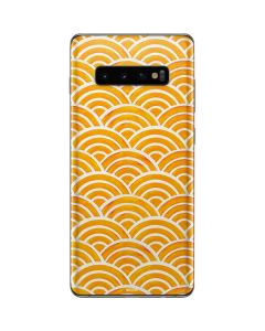 Japanese Wave Galaxy S10 Plus Skin