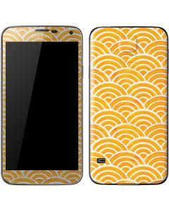Japanese Wave Galaxy S5 Skin