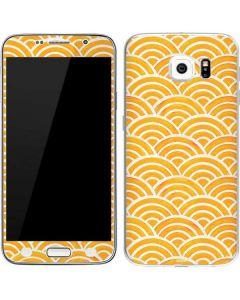 Japanese Wave Galaxy S6 Skin