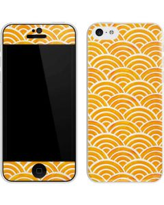 Japanese Wave iPhone 5c Skin