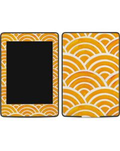 Japanese Wave Amazon Kindle Skin