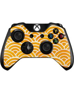 Japanese Wave Xbox One Controller Skin