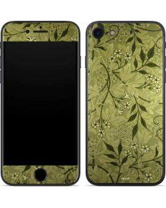 Jasmine by William Morris iPhone 8 Skin