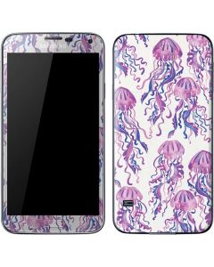Jellyfish Galaxy S5 Skin