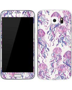 Jellyfish Galaxy S6 Skin